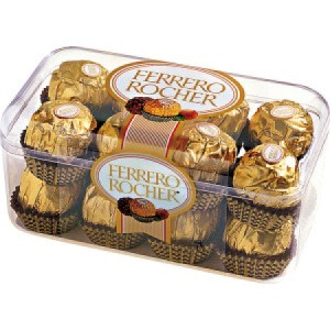 Ferrero Rocher 200g Box