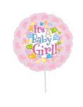 Medium Baby Girl Balloon
