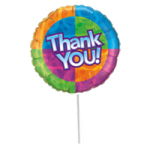Small Thankyou Balloon