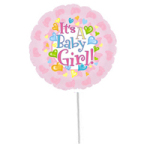 Small Baby Girl Balloon