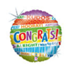 Small Congratulations Balloon