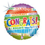 Medium Congratulations Balloon